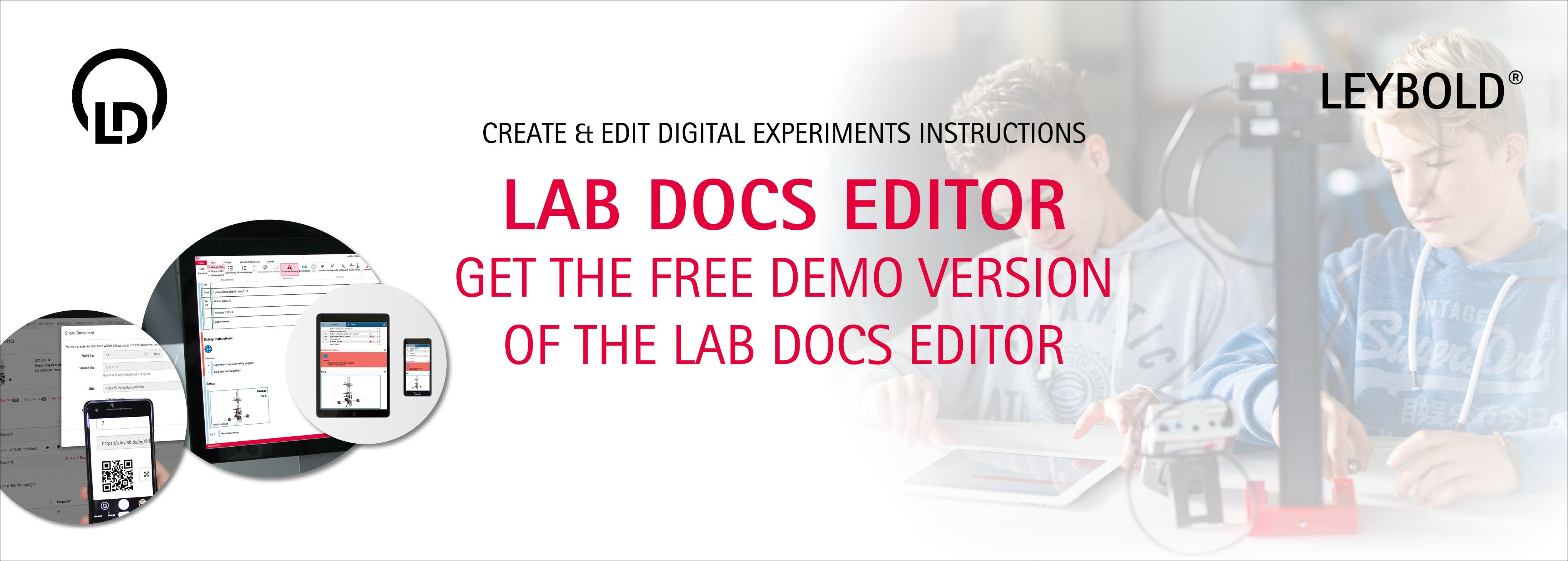 Lab Docs Editor